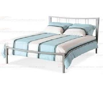 Amisco Kara Queen Size Adjustable Height Bed