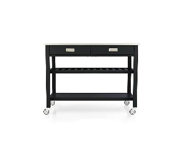 Crate & Barrel Sheridan Kitchen Island