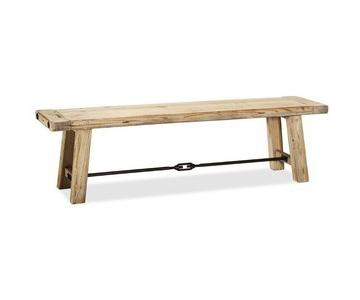 Pottery Barn Benchwright Dining Bench