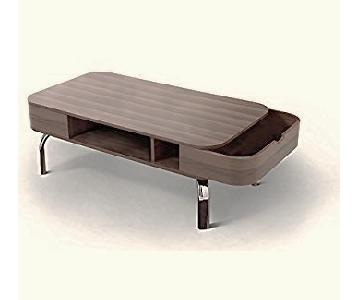 Bradley Modern Contemporary Design Coffee Table