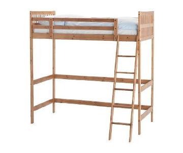 Ikea Hemnes Loft Bed