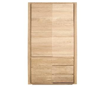 Ethnicraft Oak Shadow Armoire