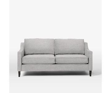 West Elm, Grey Paidge Sofa
