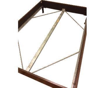 Ikea Full Bed Frame w/ Slats