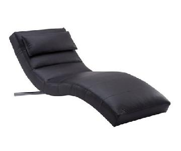 EQ3 Treble Leather Chaise