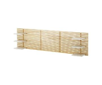 Ikea Mandal Solid Wood Headboard