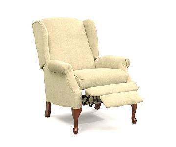 Macy's Fabric Recliner Chair