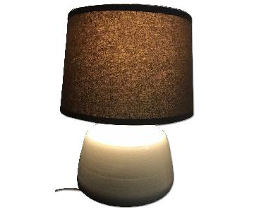 Restoration Hardware Table Lamp