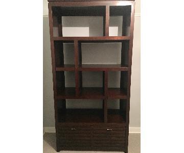 Universal Furniture Contemporary Bookcase