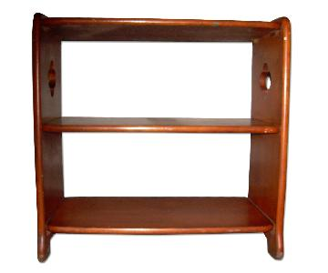 2 Tier Bookcase