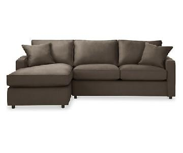 Room & Board York Sectional Sofa