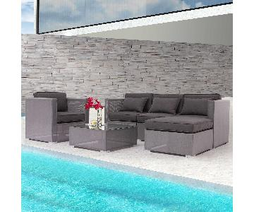 Zuo Modern Outdoor Sectional Sofa