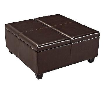 Raymour & Flanigan Convertible Coffee Table w/ Storage