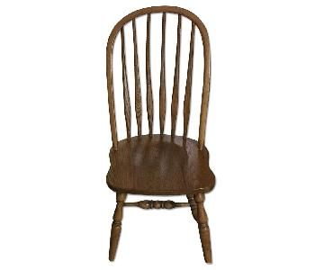 Handmade Amish Dining Chair