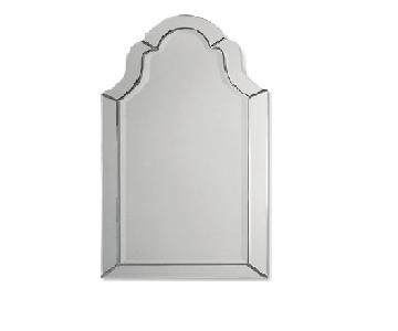 Hovan Arched Frameless Mirror