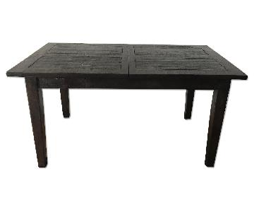 Restoration Hardware Extension Dining Table