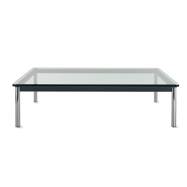 Cassina Le Corbusier Square Low Table - AptDeco