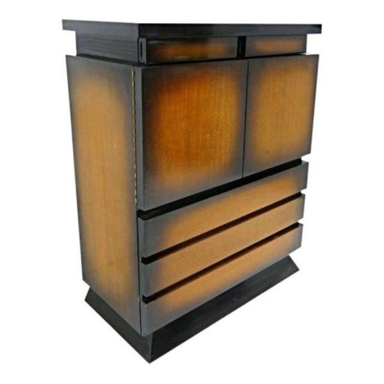 1950 Sunburst Cabinet/Credenza