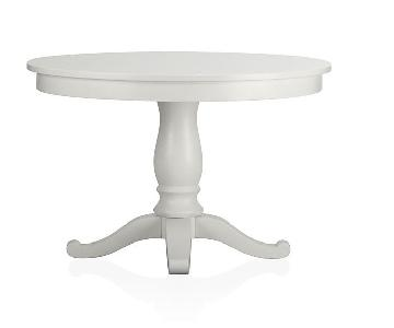 Crate & Barrel Avalon Extension Dining Table