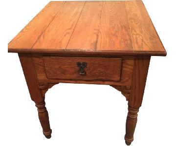 Lexington Oak End Table