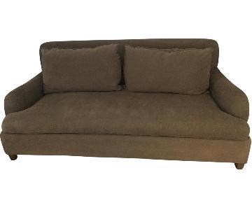 Restoration Hardware Belgian Classic Roll Queen Sleeper Sofa