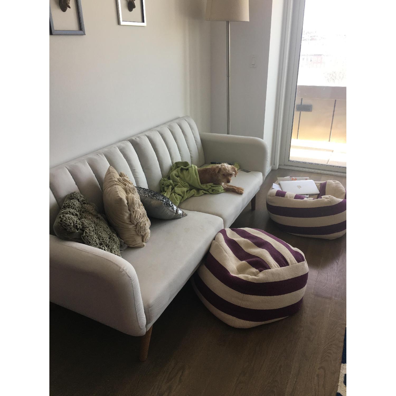 AllModern Brittany Convertible Sofa AptDeco