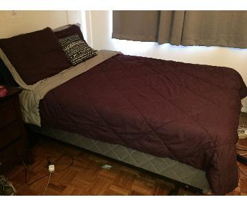Sleepy's Full Size Bed Frame