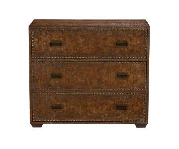 Ethan Allen Orinoco 3 Drawer Dresser