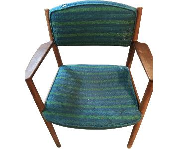 Mid Century Danish Modern Dining Chair