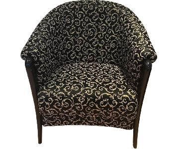 Art Deco European Armchair