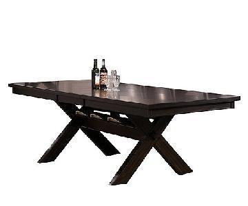 Raymour & Flanigan Havana Dining Table