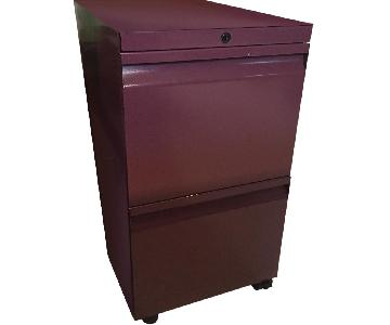 Classic 2-Drawer File Cabinet