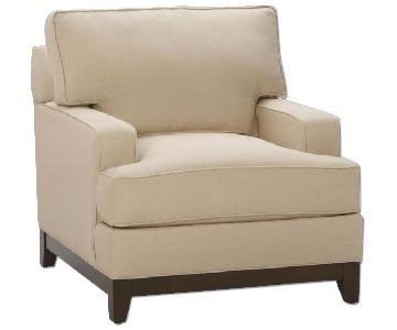 Ethan Allen Arcata Chair
