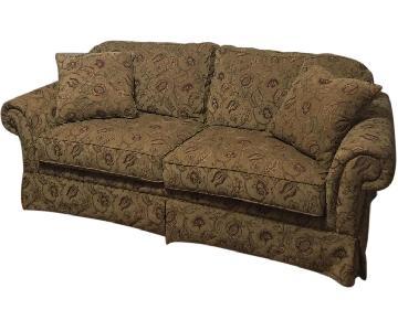 Broyhill Larissa Floral Sleeper Sofa