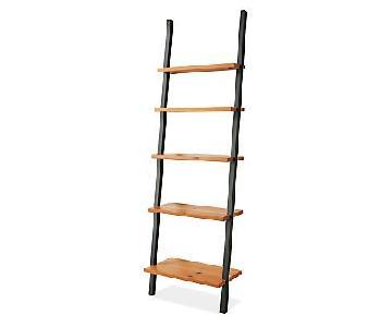 Room & Board Gallery Modern Leaning Small Shelf