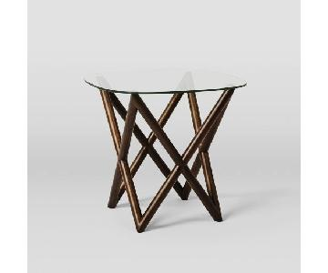 West Elm Mid Century End Table