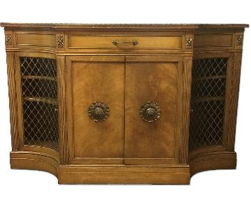 Solid Wood Sideboard/Credenza
