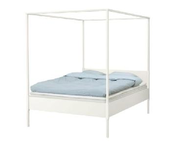 Ikea Edland Queen Bed Frame