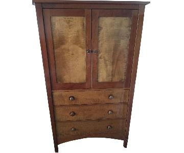 Stickley Audi & Co TV Armoire