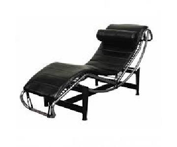 New Pacific Direct Le Corbusier LC4 Style Chaise Lounge