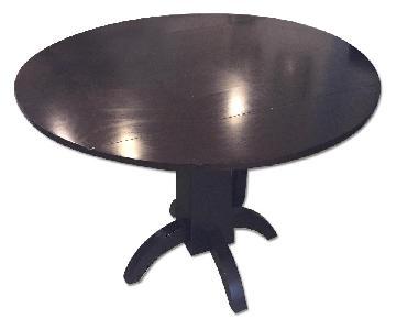 Ikea Round Espresso Dining Table