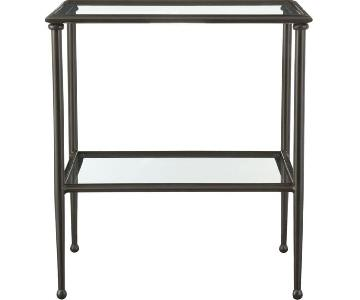 Crate & Barrel Pia Side Table