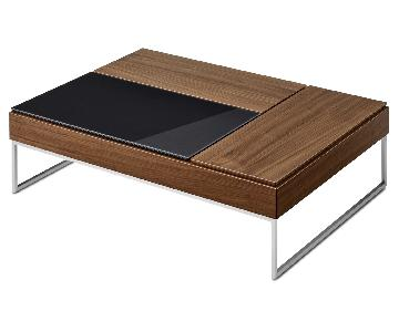 BoConcept Chiva Functional Coffee Table W/ Storage ...