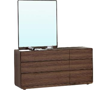 Beverly Hills Furniture Anthrop Mirror