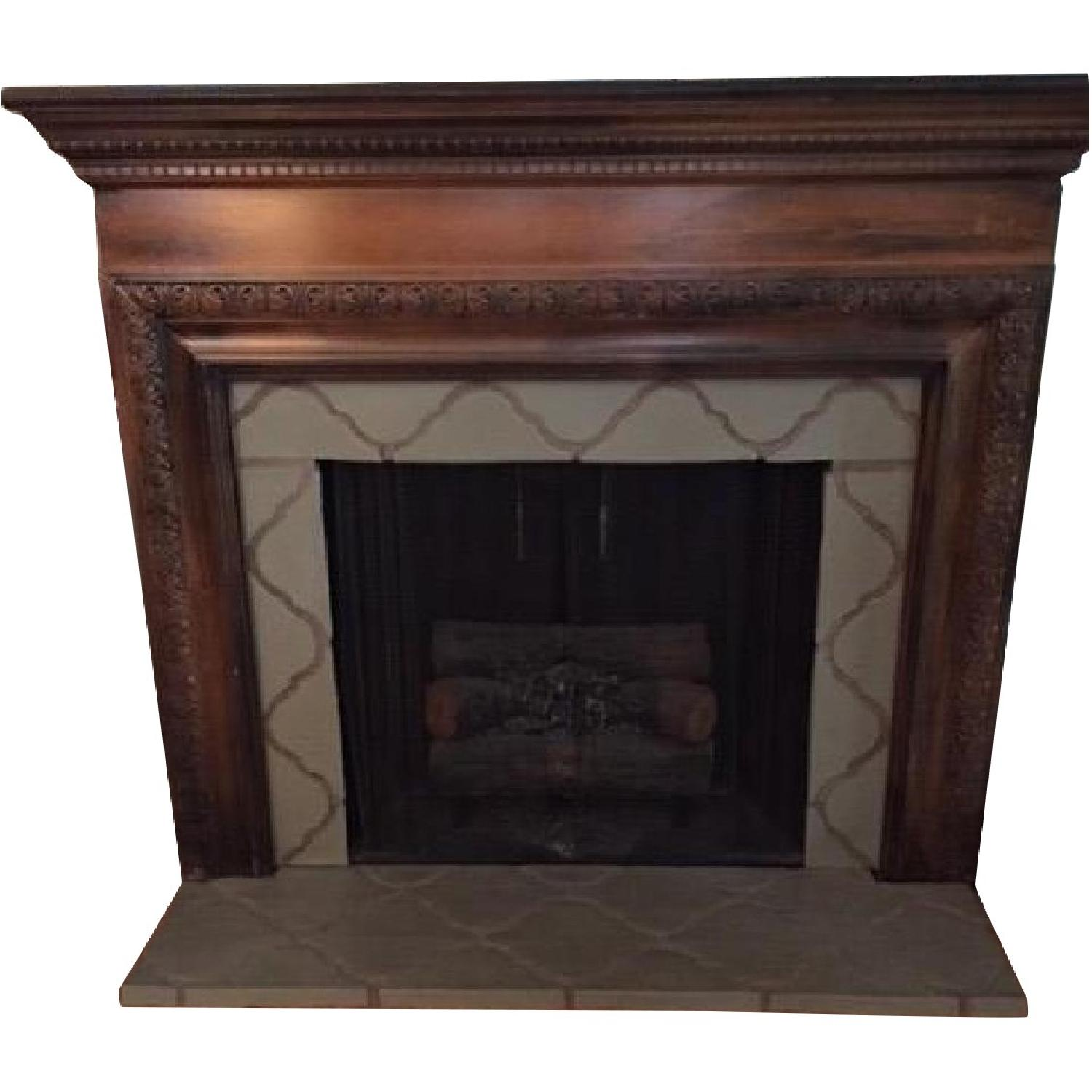 Fireplace & Mantle - image-0