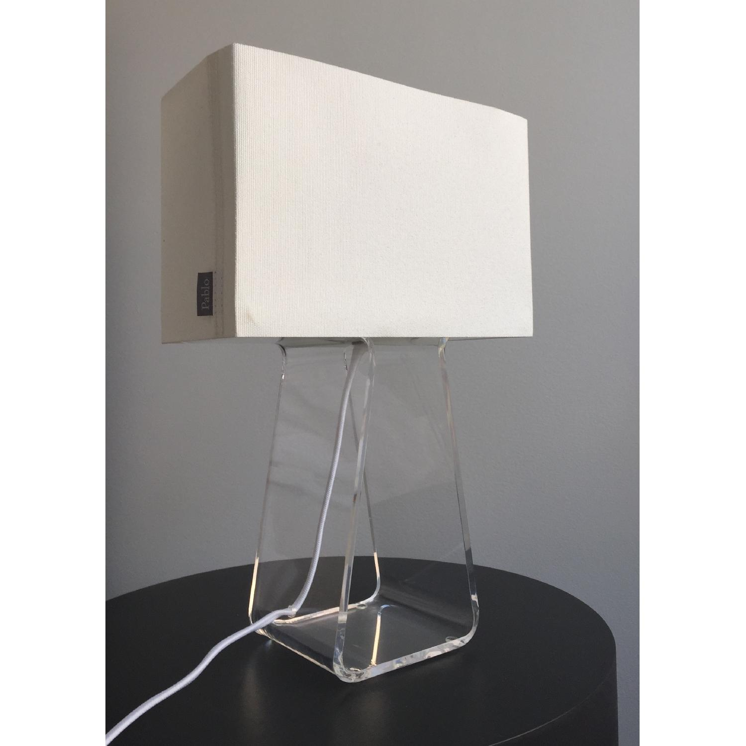 Design within Reach Bedside Table Lamp - image-1
