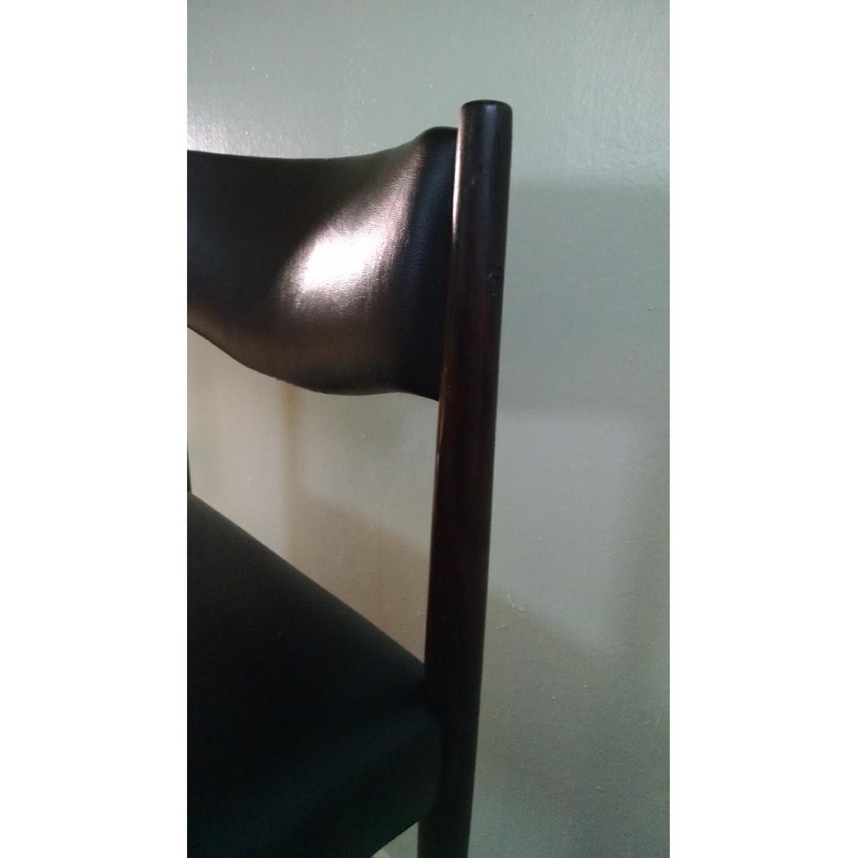 Danish Style Chairs - Set of 4 - image-2