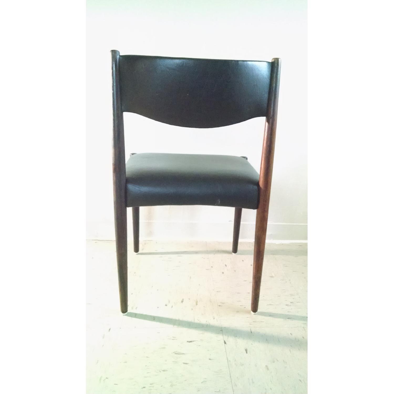 Danish Style Chairs - Set of 4 - image-5