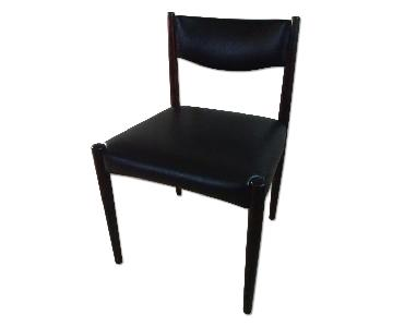 Danish Style Chairs - Set of 4