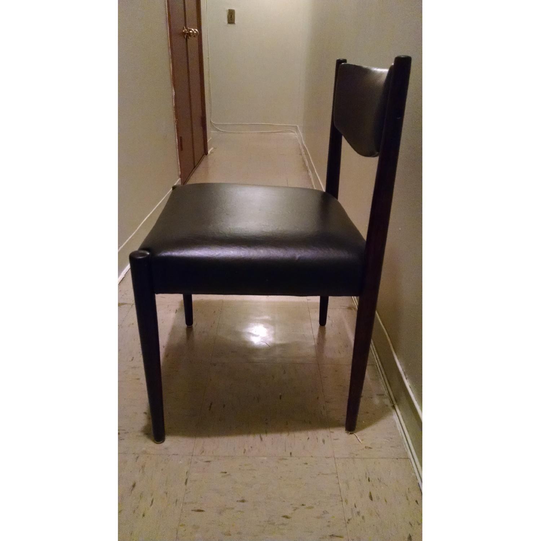 Danish Style Chairs - Set of 4 - image-11